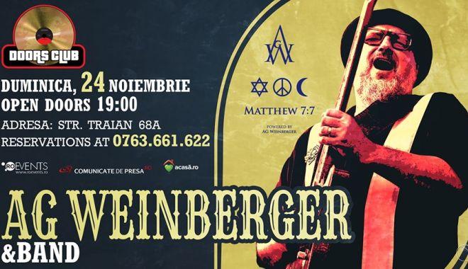 Concert extraordinar la Club Doors din Constanța - coveragw-1574079064.jpg