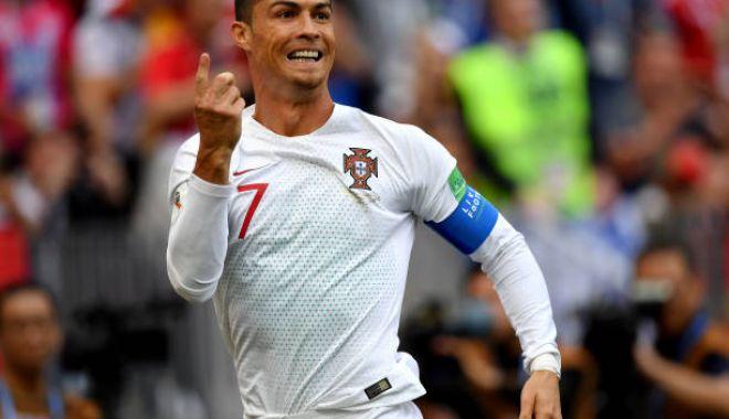 Foto: CM 2018. Cristiano, decisiv pentru Portugalia în victoria cu Maroc. Scor final 1-0