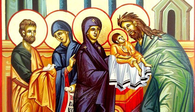 Foto: Credincioşii ortodocşi se pot ruga la moaştele Sfântului Simeon