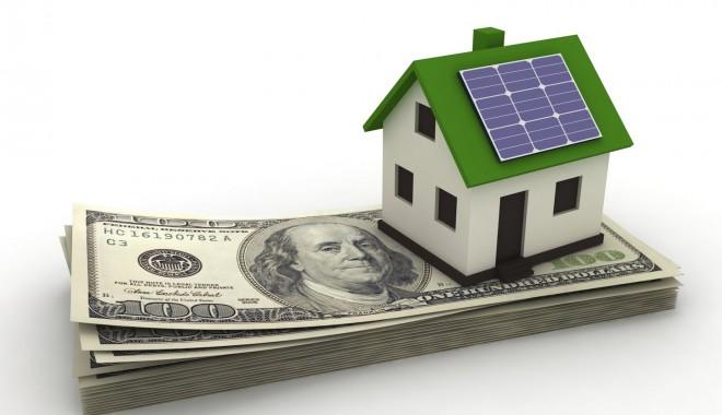 Foto: A crescut valoarea creditelor pentru achiziţionarea de locuinţe