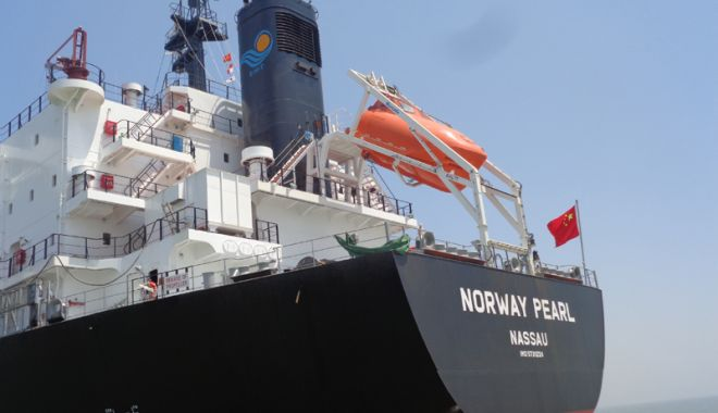 Foto: Cresc salariile marinarilor români de pe navele armatorilor norvegieni