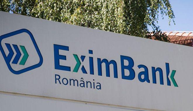 Foto: Creștere spectaculoasă a performanțelor EximBank