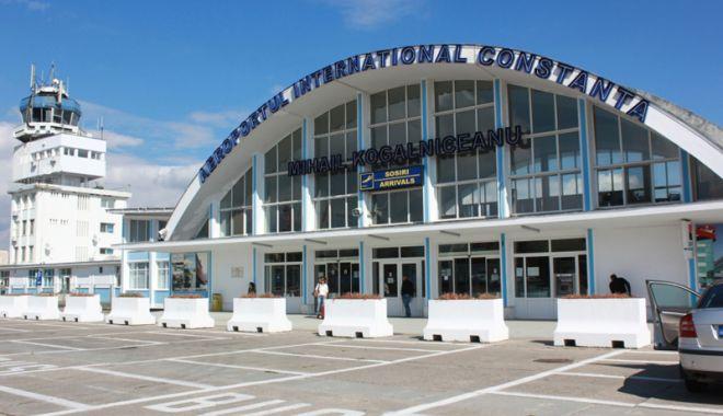 Foto: Creștere spectaculoasă a traficului pe Aeroportul Internațional Mihail Kogălniceanu