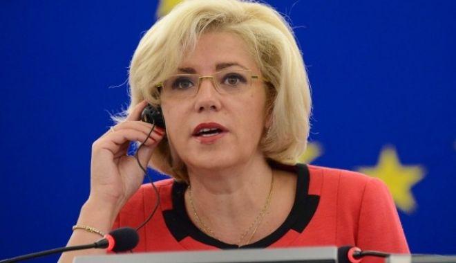 """Comisarul european Corina Creţu: """"Nicăieri nu am fost atacată ca în România"""" - cretu-1547280176.jpg"""