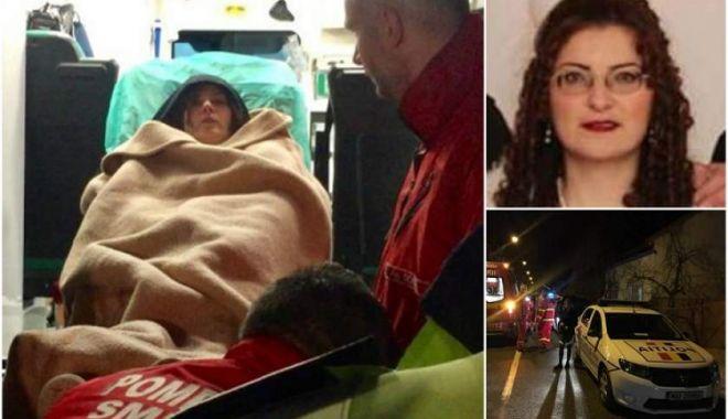 Foto: Mama care și-a ucis fetița de patru ani ca să se răzbune pe soț a fost arestată preventiv