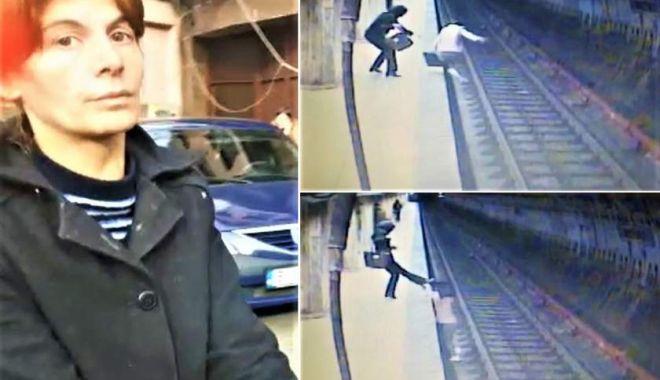 Foto: Femeia acuzată că a împins o tânără la metrou a fost trimisă în judecată