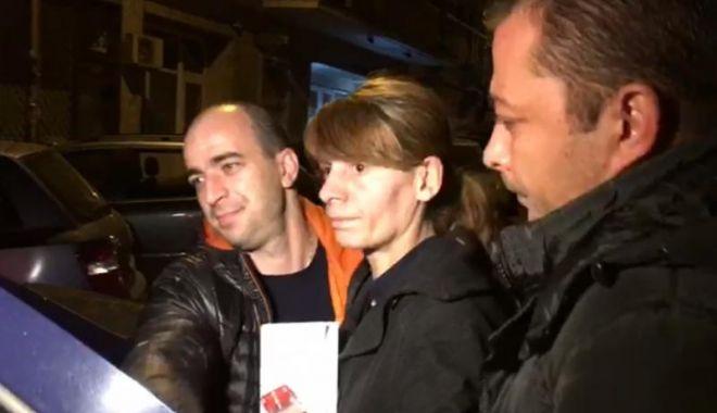 Foto: Crima de la metrou. Magdalena Şerban, condamnată la închisoare pe viaţă