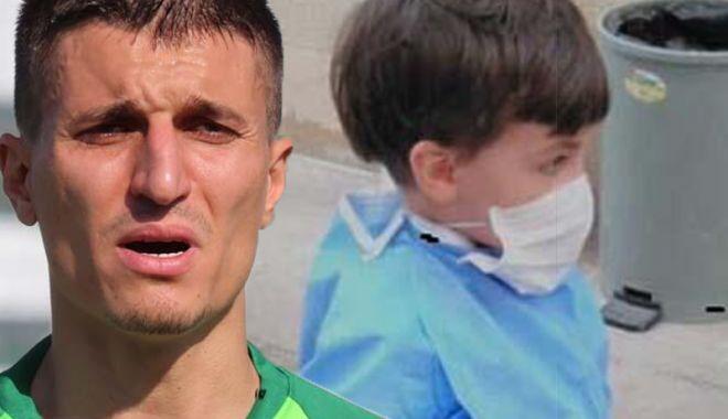 Un fotbalist și-a omorât fiul de 5 ani: