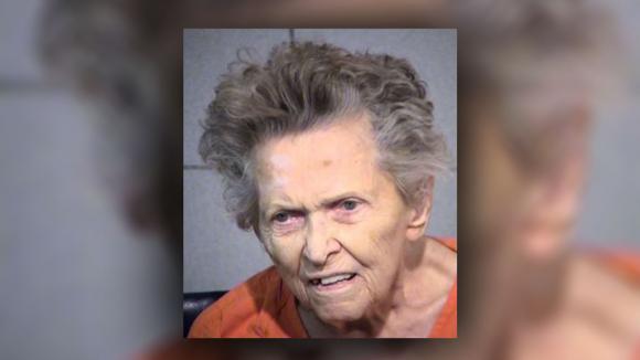Foto: O femeie de 92 de ani și-a ucis fiul în vârstă de 72 de ani