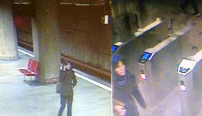 Foto: Dezvăluiri incredibile în cazul crimei de la metrou. Poliţia: Nu am primit niciun apel la 112
