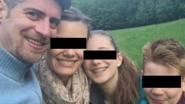 Foto: Bărbatul care şi-a ucis soţia şi copiii, în timp ce aceştia dormeau, a fost condamnat pe viaţă