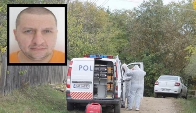 Criminal evadat de la Poarta Albă, prins în Vrancea. Omorâse un copil de 9 ani din răzbunare