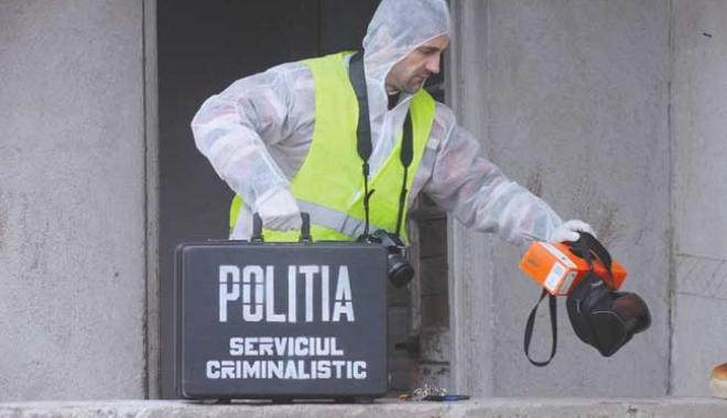 Foto: BĂRBAT GĂSIT ÎNJUNGHIAT, PE STRADĂ! Criminalul, încă liber şi de negăsit