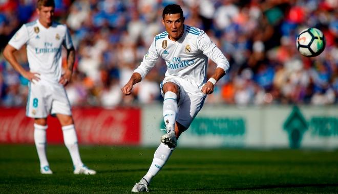 Foto: Cristiano Ronaldo a anunţat că va pleca de la Real Madrid