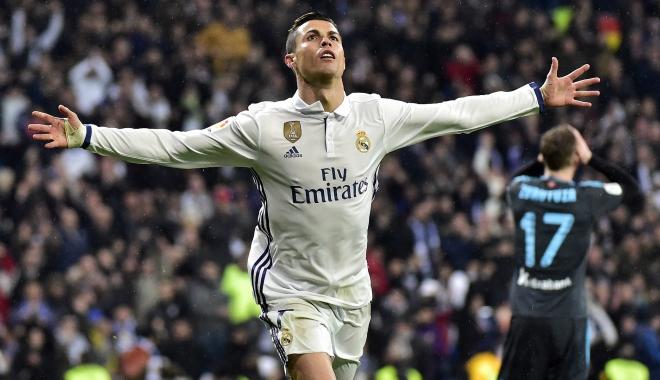 Foto: Cristiano Ronaldo, suspendat cinci meciuri