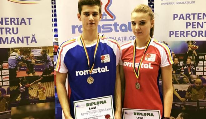 Foto: Cristian Pletea, campion naţional de seniori