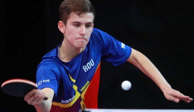 Cristian Pletea luptă la Openul Suediei la tenis de masă - cristianpletea-1569961685.jpg