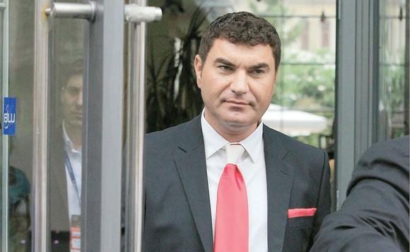 Foto: Lider sindical: Cristian Borcea a beneficiat ilegal de 10 permisiuni de ieșire din penitenciar într-un singur an