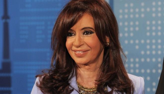 Președintele Argentinei, Cristina Kirchner, va fi operată la cap - cristinakirchnerdeutschland-1381213259.jpg