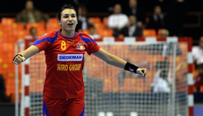 Foto: Cristina Neagu, desemnată cea mai bună handbalistă din lume