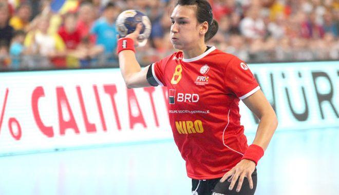 Foto: Cristina Neagu, din nou, nominalizată la premiul de cea mai bună handbalistă a lumii