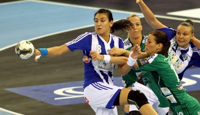 Foto: Cristina Neagu a câștigat Liga Campionilor cu Buducnost Podgorica