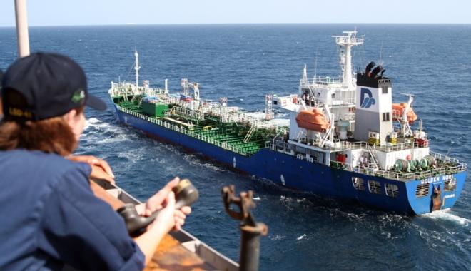 Foto: Criza din shipping-ul internaţional  se apropie de final