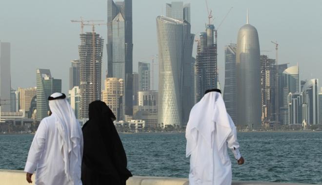 """Foto: Criza din Golf. """"Răul a fost lăsat în urma noastră"""""""