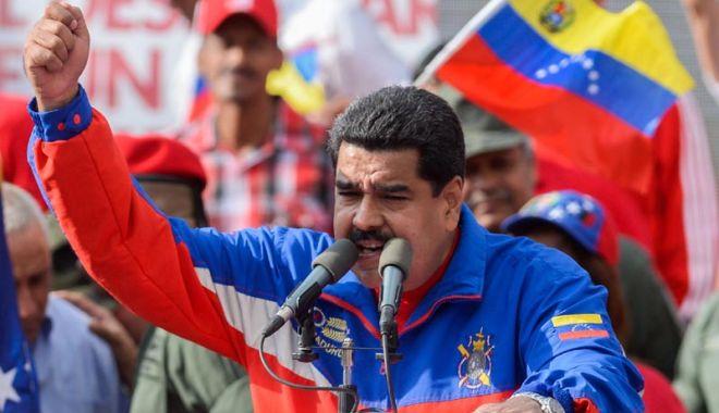 Foto: Criză în Venezuela.