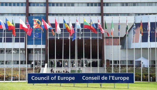 Foto: Criză în Consiliul Europei. Ucraina şi-a rechemat ambasadorul de la Strasbourg