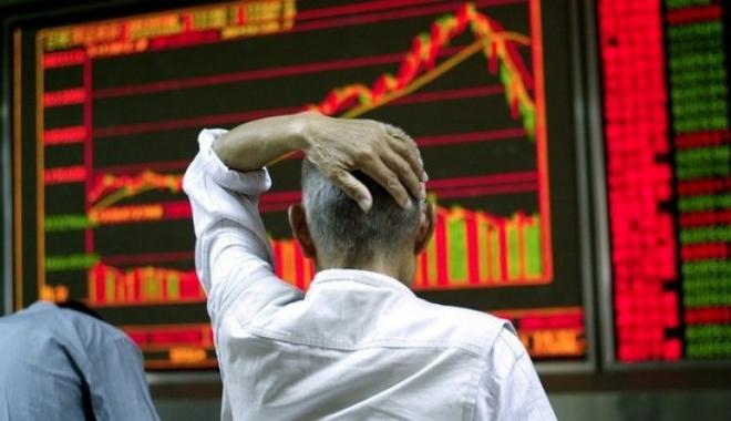 Foto: Cutremur pe pieţele financiare după atacul SUA în Siria