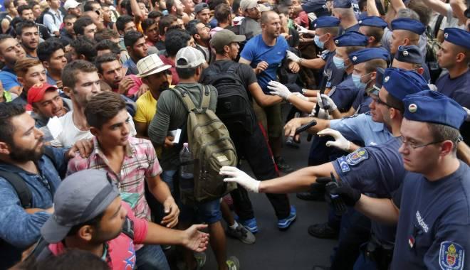 Foto: Bulgaria, România și Serbia, gata să-și închidă frontierele, dacă Germania va proceda astfel