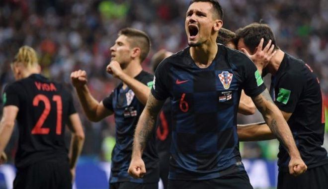 Foto: CM 2018. Sărbătoare generală în Zagreb, după calificarea Croației în finala CM 2018