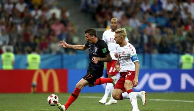 Foto: CM 2018. Croația s-a calificat în sferturile de finală!