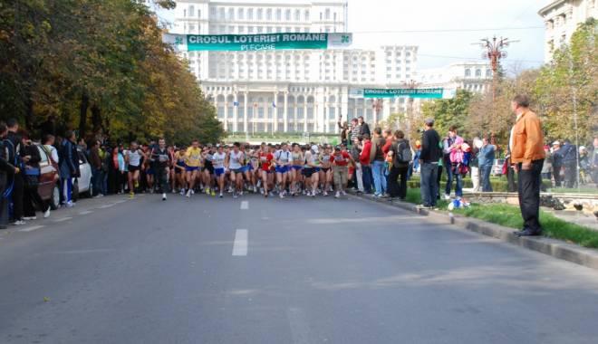 Foto: Premii de aproape 100.000 de lei la Crosul Loteriei Române