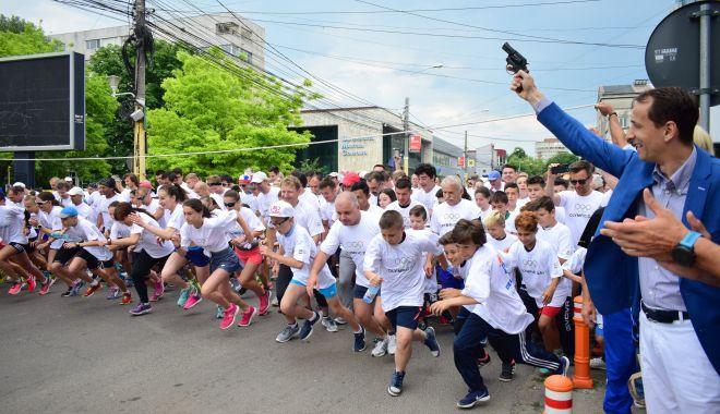 Foto: Duminică, marea cursă! Constănţenii, invitaţi la Crosul Ziua Olimpică