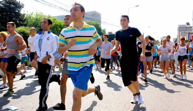 Foto: Crosul Ovidius, cursă împotriva consumului de droguri