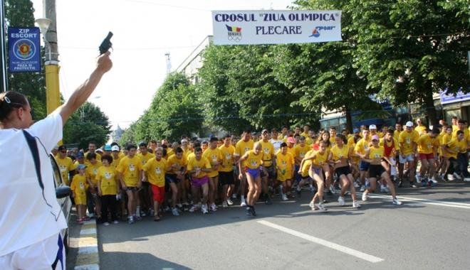 Foto: Crosul Ziua Olimpică, gata de start!