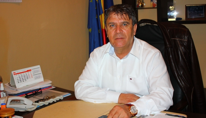 Foto: ALEGERI CONSTANŢA / Primăria Crucea rămâne pe mâinile lui Gheorghe Frigioi