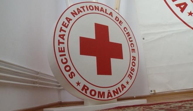 Foto: Ce cursuri pune la dispoziţie Crucea Roşie Constanţa