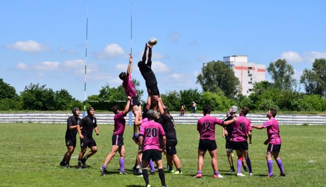 Foto: CS Cleopatra luptă pentru  un loc în finala  CN U16