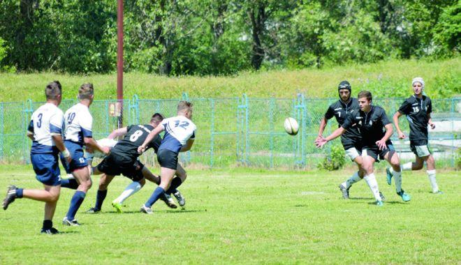 Foto: CS Cleopatra şi LPS vor reprezenta Constanţa la Naţionalele de rugby în XV - juniori