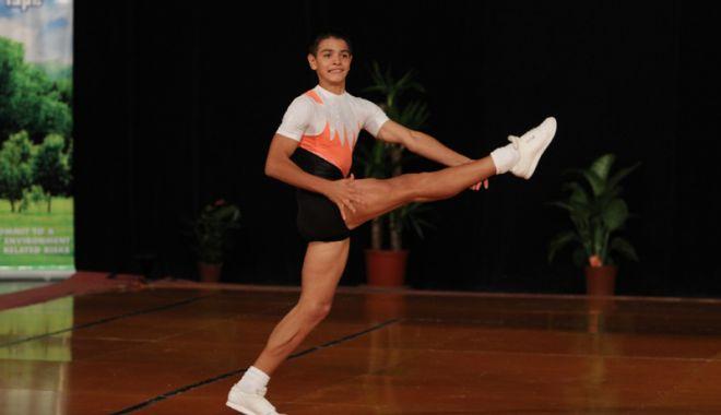 Foto: CS Farul Constanţa rămâne etalonul gimnasticii aerobice româneşti