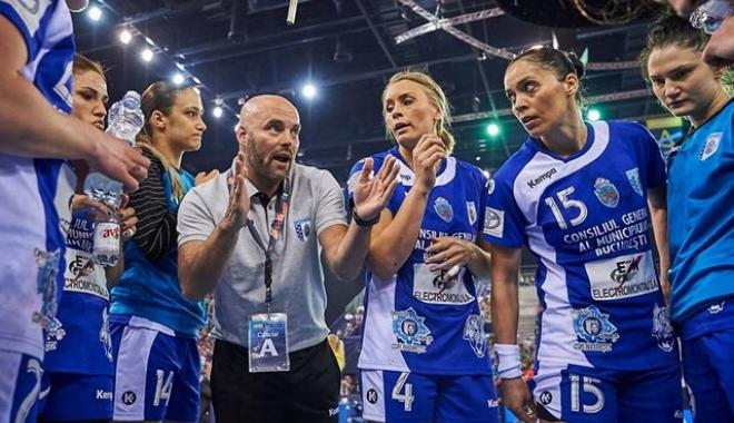 Foto: Meci istoric! CSM Bucureşti a câştigat finala Ligii Campionilor la handbal