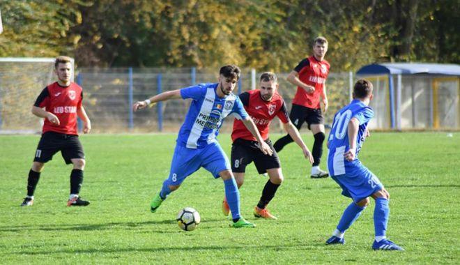 Foto: CS Medgidia a câştigat derby-ul judeţean cu Axiopolis Cernavodă