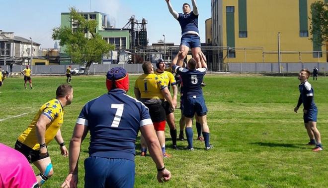 Foto: CS Năvodari, scorul campionatului în DNS la rugby
