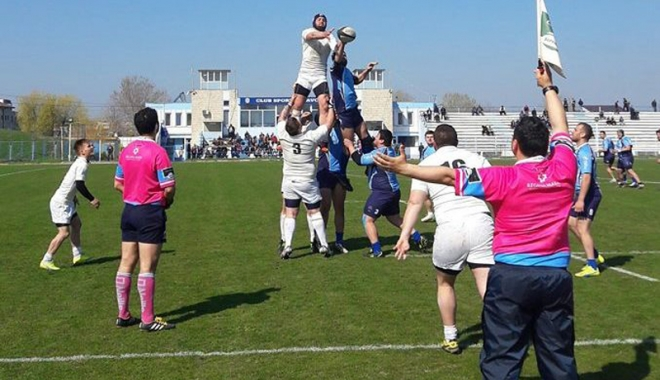 Foto: CS Năvodari şi CS Tomitanii, joacă în weekend, la Galaţi