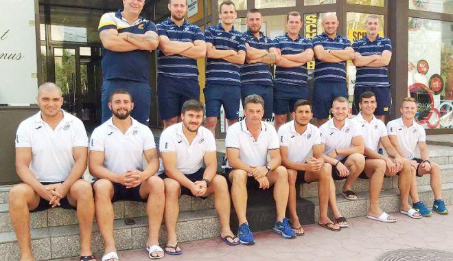 Foto: CS Năvodari  a câştigat  turneul de rugby  în 7 de la Galaţi