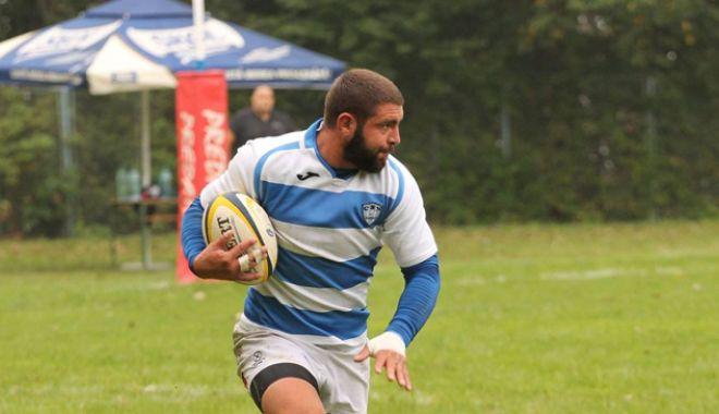 Foto: CS Năvodari, vicecampioana DNS  la rugby în 7