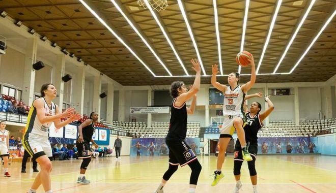 Foto: CS Phoenix-Ştiinţa învinge pe CSU Cluj şi termină Grupa Roşie pe locul 6